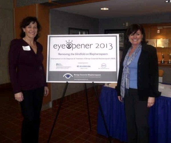 The Eyeopener Symposium was hosted at The Michener Institute, Toronto, Ontario